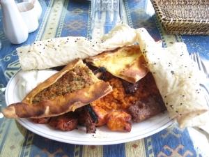 Turkish Food Week, Part III: Doy Doy