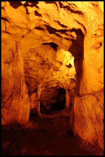 Exploring the cave of Karain, or how I almost met my maker