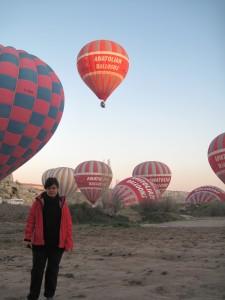 A la Turca Surreal Surroundings