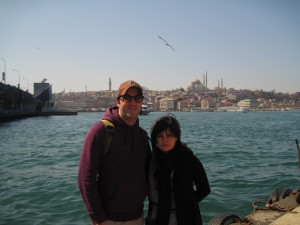 Turkishly Delighted in Istanbul