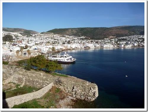 Bodrum, the Ancient Greek City of Halicarnassus