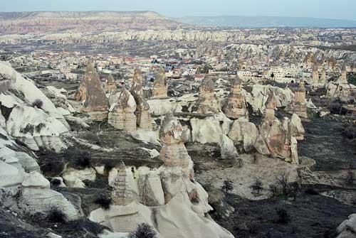 Honorary ambassador of Cappadocia
