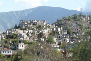 Greek Ruins, and the gorgeous mediterranean sea