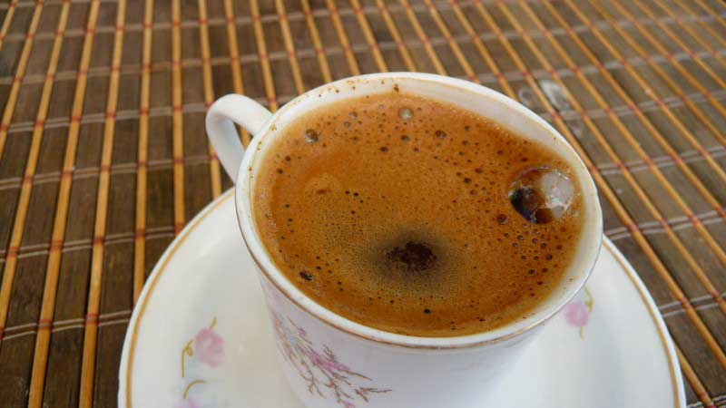 More than a drink: Turkish Coffee