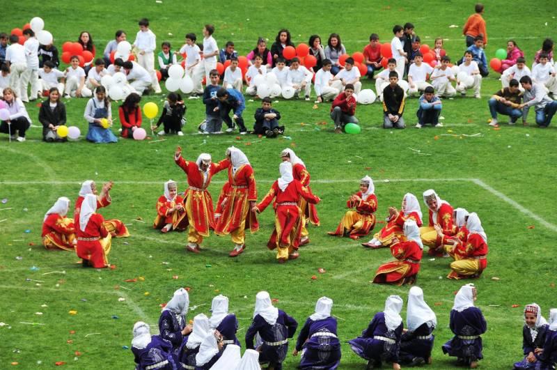 Turkey's Children's Day Celebration