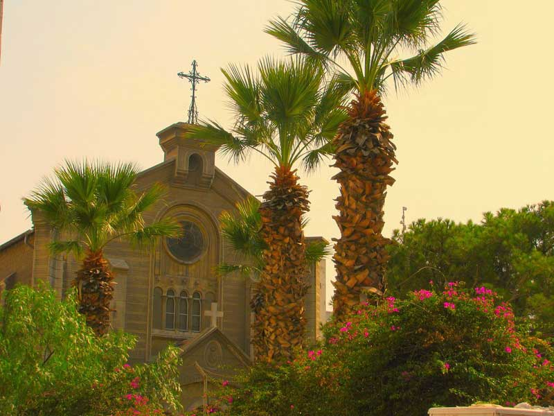 The Church Restorations of Izmir