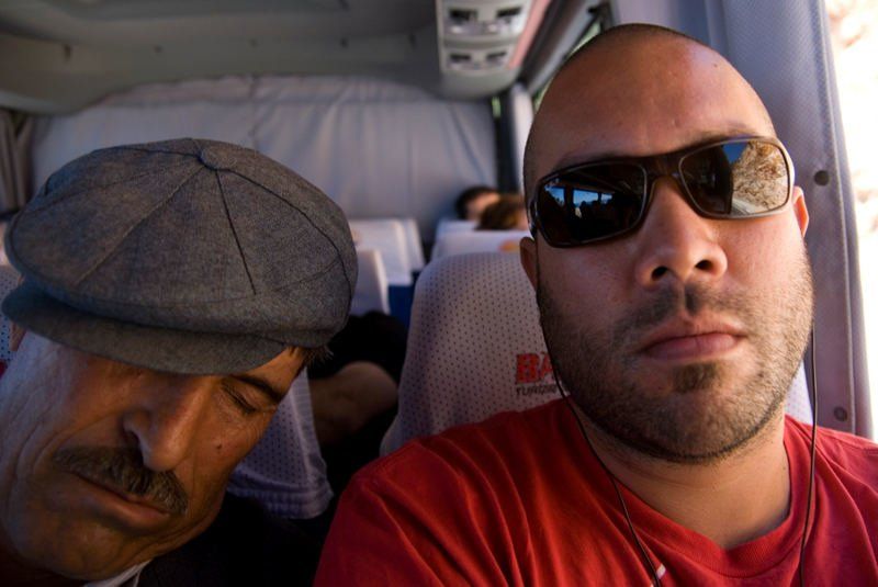Planes of the open road – Turkish bus adventure