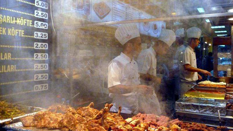 The Truth about Turkish Food