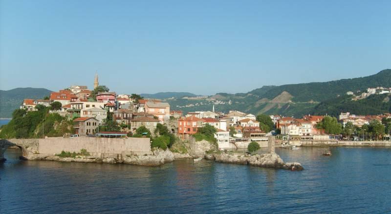 Amasra, a beauty in the West Karadeniz