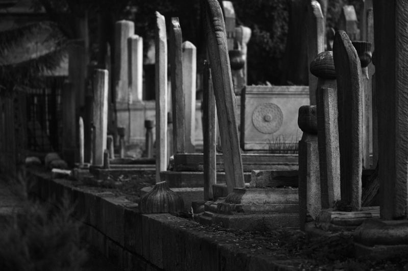 The Cemeteries of Istanbul: Escape from the Hustle and Bustle of the City