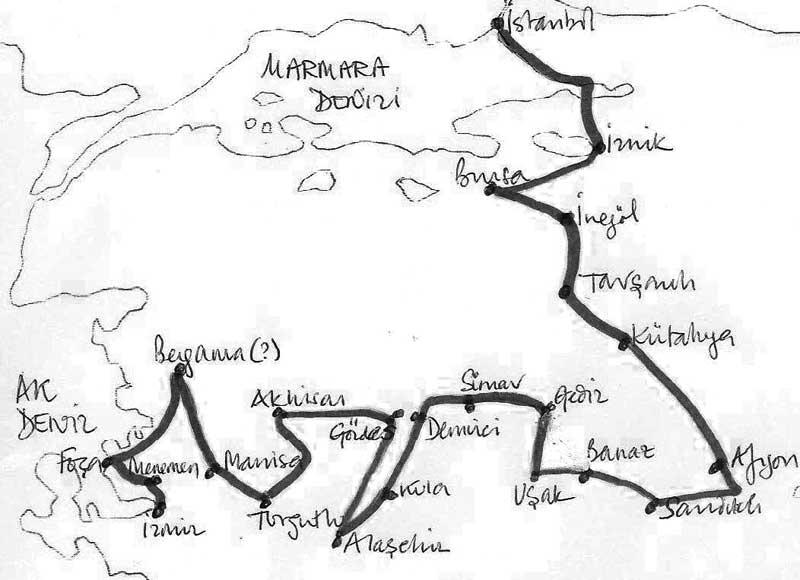 History on Horseback: The Evliya Çelebi Way
