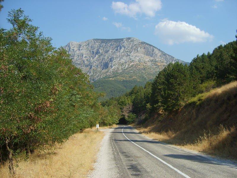 Trailblazing through the mountains of Manisa