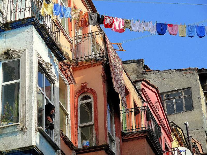 My Turkish Neighborhood