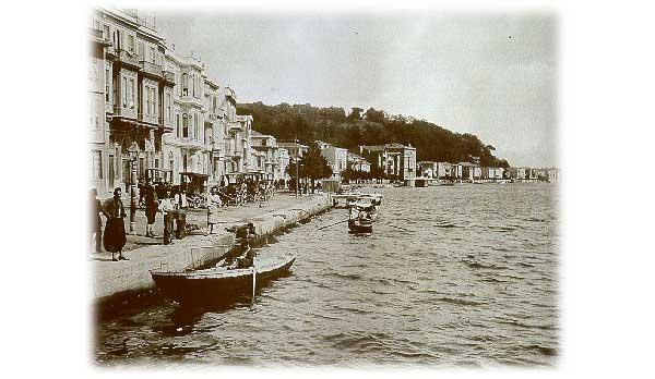 Büyükdere: An Erstwhile Cosmopolitan Enclave on Bosporus
