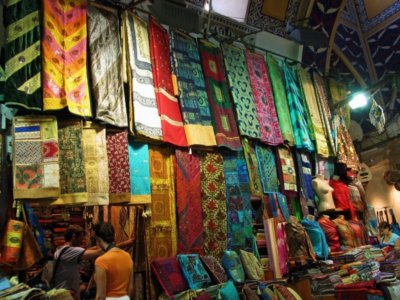 The Oldest And The Greatest Covered Bazaar Of The World: GRAND BAZAAR