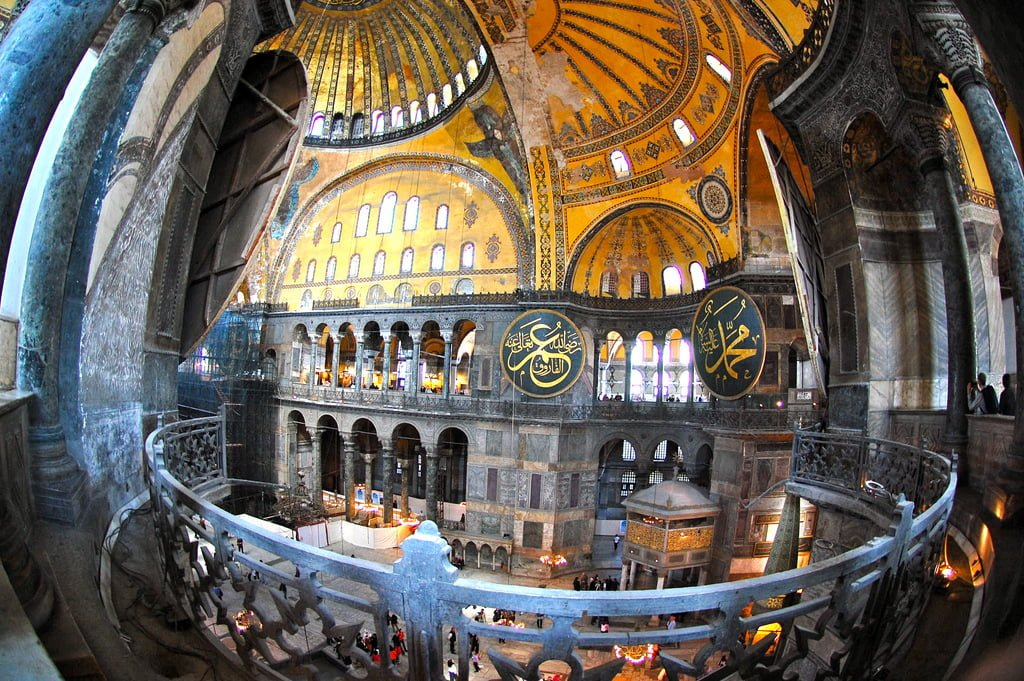 Hagia Sophia's History – A cathedral, mosque and museum