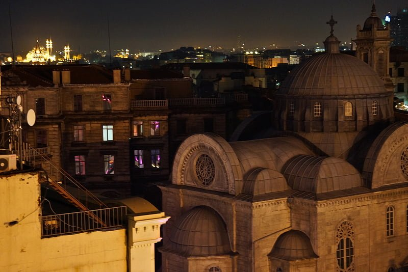 Top Ten Churches in Istanbul – A Christian past