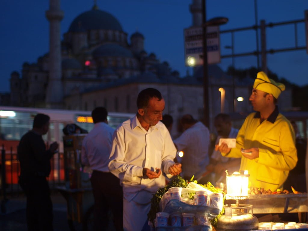 Cut the crises – cheap eats in Istanbul