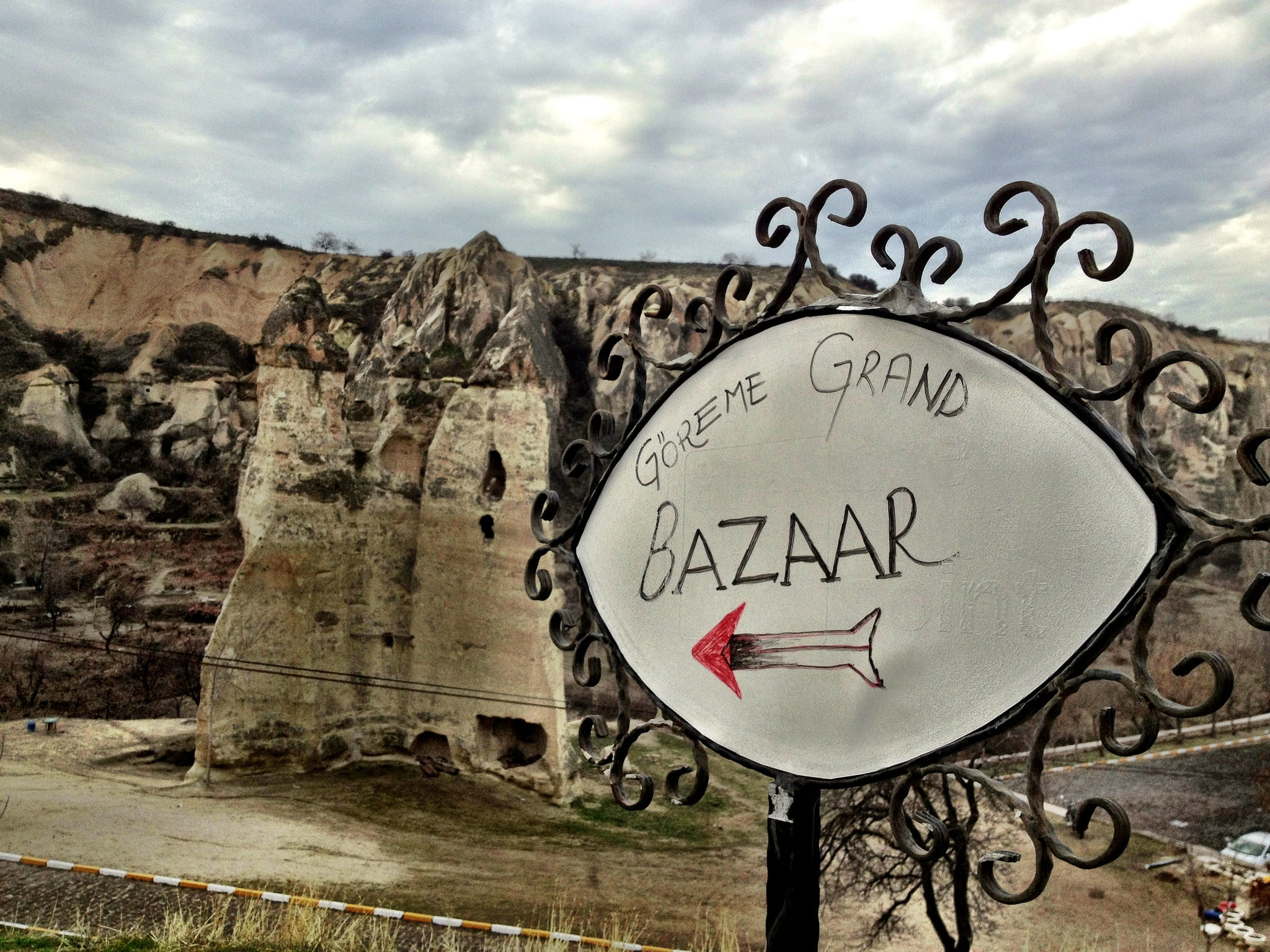"Part 3. Life and times of a Modern Day Orientalist – ""Why not open a bar in Goreme?"""
